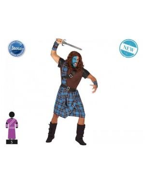 ATOSA 53926 costume scozzese uomo t-3