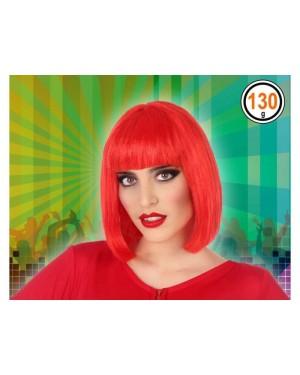 ATOSA 43309 atosa parrucca rossa caschetto disco