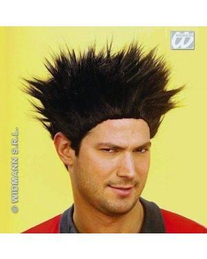 WIDMANN 6254B parrucca punk max nera