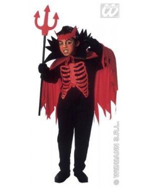 Costume Diavolo 8/10 Cm 140