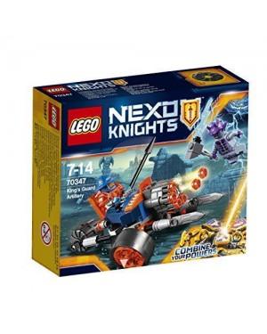 LEGO 70347 lego nexo knights artiglieria della guardia reale