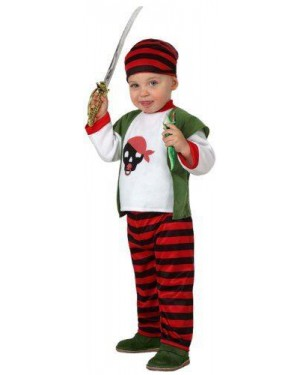 Costume Pirata, Bebe 12-24 M
