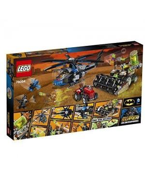 LEGO 76054 lego super heroes batman: il raccolto della paura