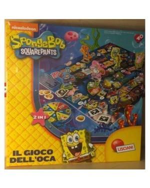 giocheria gch22010 spongebob gioco dell'oca
