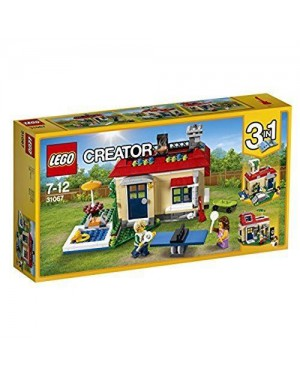LEGO 31067.0 lego creator vacanza in piscina modulabile