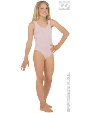 WIDMANN 1114E body senza maniche rosa bambina 5/7 8/10 11/13