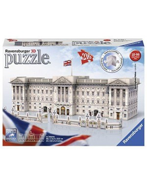 RAVENSBURGER 12524 puzzle 3d buckingham palace