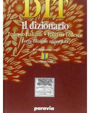 PARAVIA  dit. il dizionario tedesco-italiano, italiano-tede