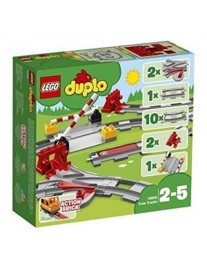 LEGO 10882 lego duplo city binari ferroviari