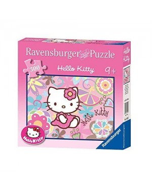 RAVENSBURGER 14010 puzzle 300 hello kitty fiori e frutti