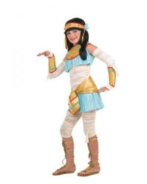 RUBIES RU884680S costume egiziana bambina collare 3/4