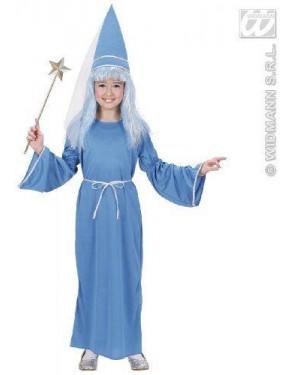 Costume Fatina Con Vestito, Cintura, Cappello -158