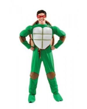 RUBIES 88817 costume ninja turtle m 4 colori