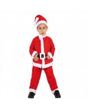 Costume Babbo Natale Bambino T-2