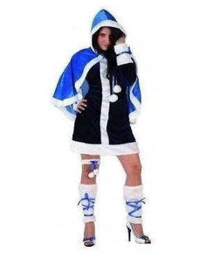 Costume Da Donna Eschimese T-2