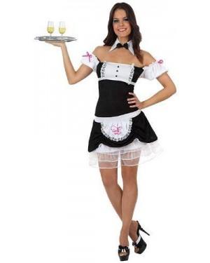 Costume Donna Pulizia Sexy, T- 1