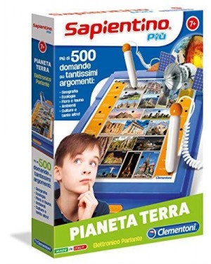 CLEMENTONI 11949.0 sapientino piu' pianeta terra