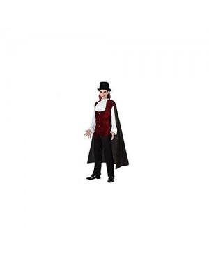 Costume Vampiro Adulto T. 3
