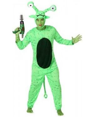 Costume Extraterrestre T 2 Alieno Adulto