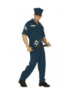Costume Poliziotto Xl