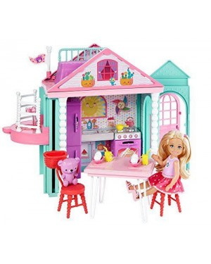 MATTEL GTDWJ50 barbie casa di chelsea