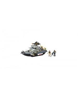 Giocheria HDG30587 Soldier Force - Nave b/o Lanciamissili