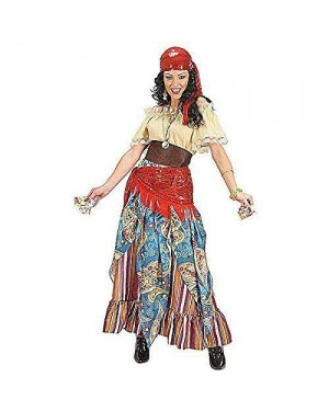Costume Zingara Cartomante Xl