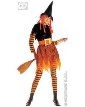 Costume Strega Funky Witch L