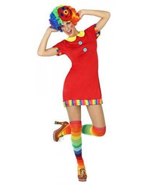 ATOSA 16412.0 costume clown donna xs-s