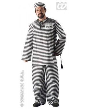 WIDMANN 39093 costume carcerato l uomo