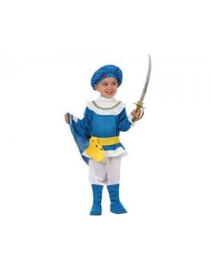 ATOSA 19349.0 s/pvc costume principe azzurro 3-4 anni