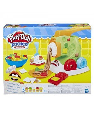 HASBRO B9013EU4 playdoy set pasta