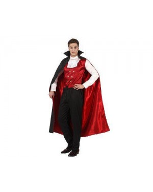 Costume Da Vampiro Classico Adulto T1 Xs\S