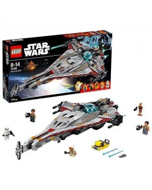 LEGO 75186.0 lego star wars tm arrowhead