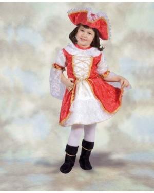 Costume Baby Corsarina 3/4