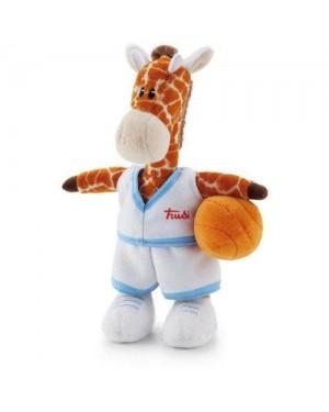 TRUDI  peluche giraffa basket 20cm
