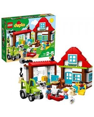 LEGO 10869 lego duplo town visitiamo la fattoria