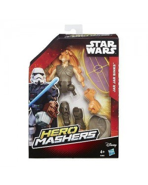 hasbro b3656eu40 star wars hero mashers action figures ass.