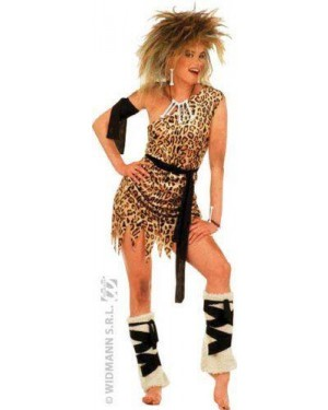 Costume Donna Primitiva S