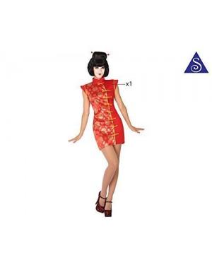 ATOSA 17311 costume cinese donna xs-s