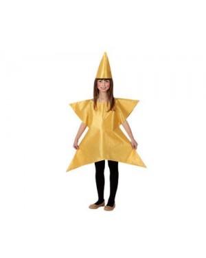 Costume Stella Bambina T-3