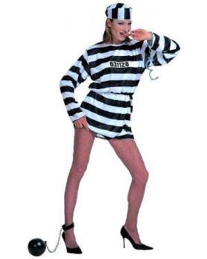 Costume Carcerata L