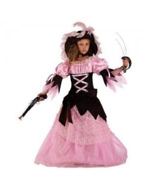 Costume Stella Dei Pirati 8 Anni Bambina