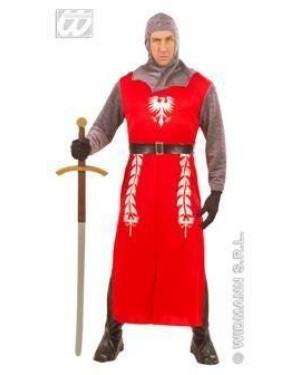 Costume Re Artu Crociato M