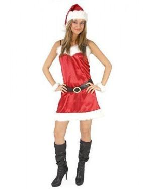 Costume Mamma Natale Sexy Xl