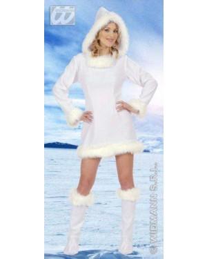 Costume Ragazza Eschimese M