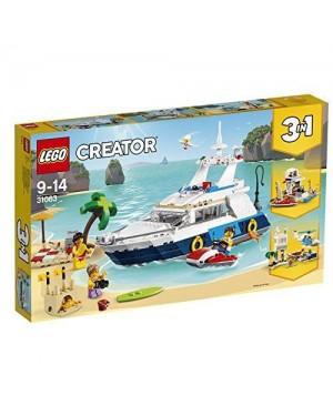 LEGO 31083 lego creator avventure in mare