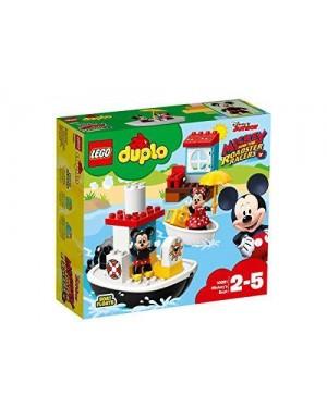 LEGO 10881 lego duplo disney barca topolino