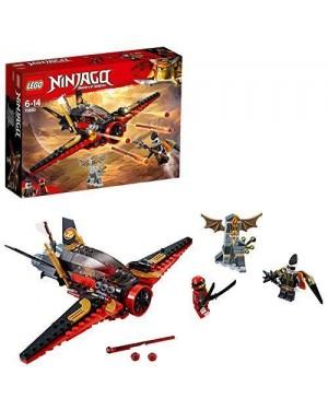 LEGO 70650 lego ninjago ala del destino
