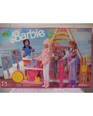 MATTEL  barbie sky shop boutique